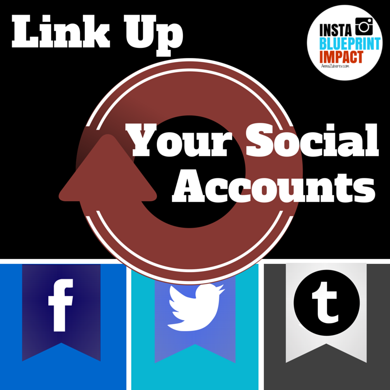 LinkUp Your Social Accounts