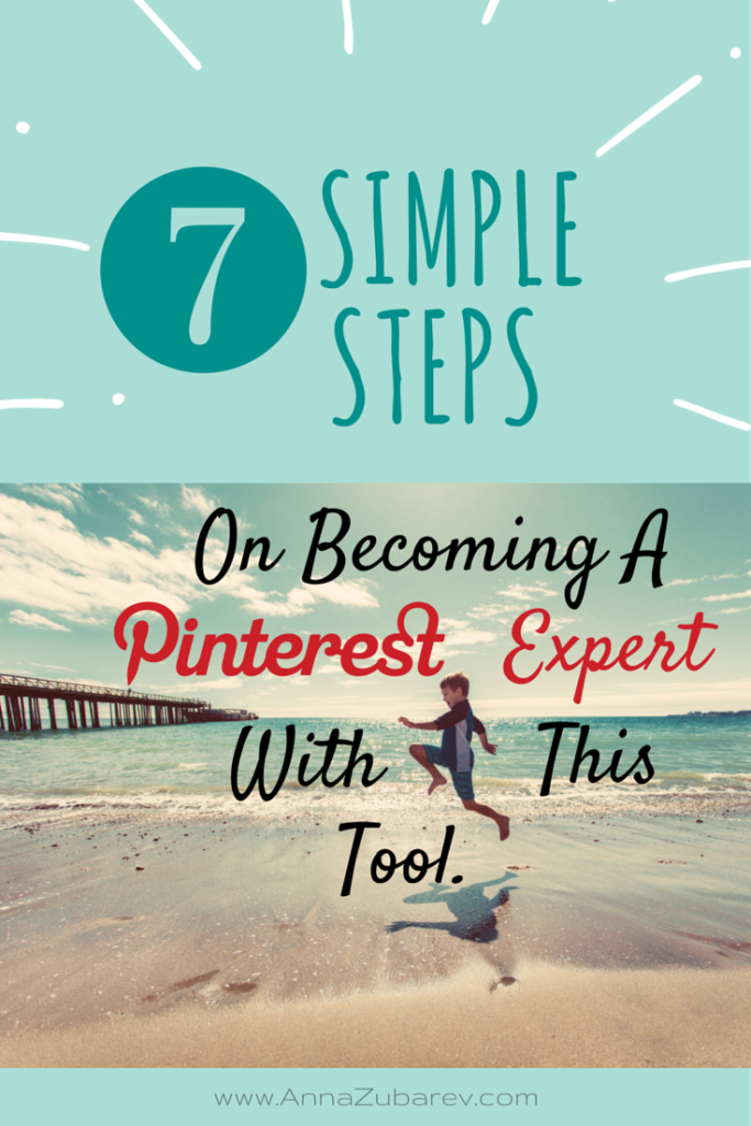 Pinterest Expert Analytic Tools