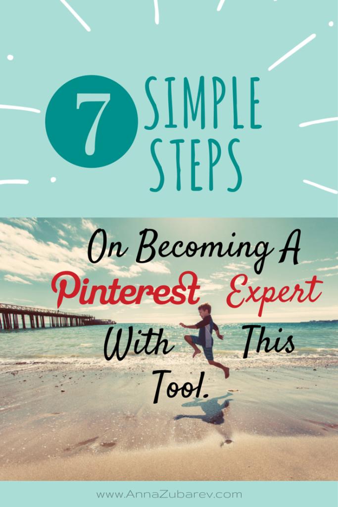 Pinterest Expert Analytic Tools