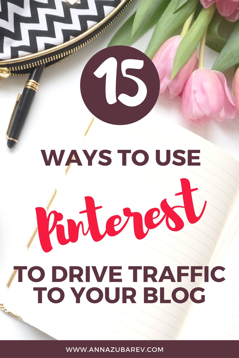 Driving Traffic to your blog through effective content marketing is the key with Pinterest. Applying SEO tactics, Optimizing images, encourage user engagement plus so much more additional strategies you can learn in this post where I will teach you how to increase traffic to your Blog by using Pinterest. via @annazubarev